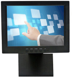 12 inch touch screen monitor