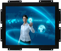 14 inch open frame touch screen monitor