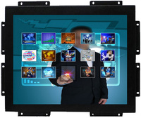 13 inch open frame touch screen monitor
