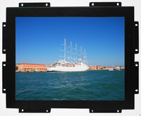 Open frame 19 inch square screen monitor