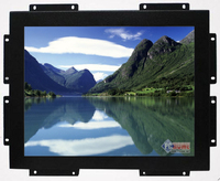 Open frame 10.4 inch square monitor